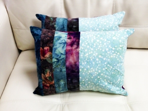 Bali Batik Pillows