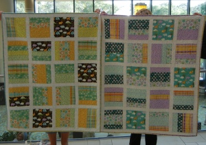 Quilts for Twins