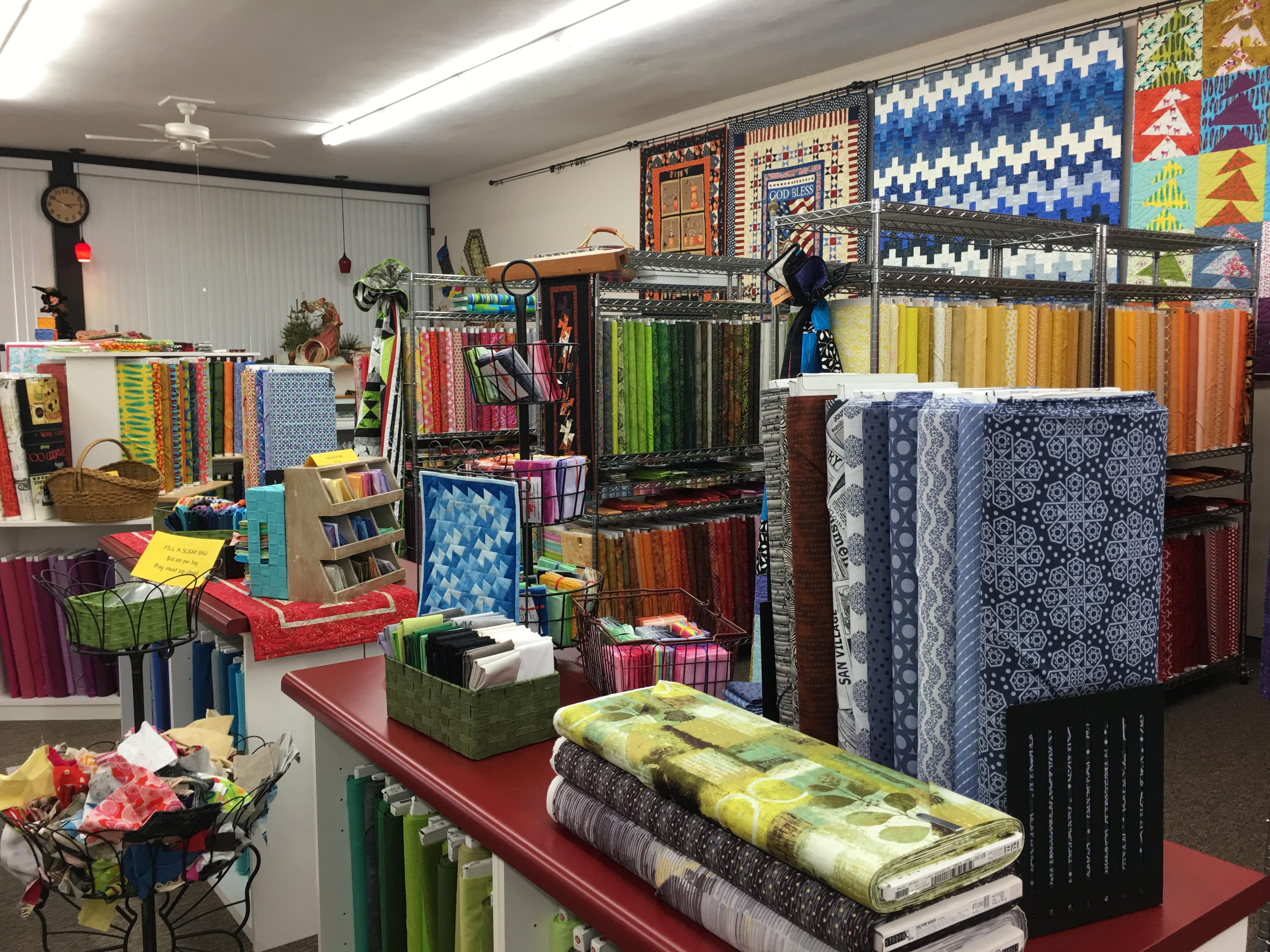 Quilt Shop Review – Show-Me Quilting, Raytown, Missouri | Pink ... : missouri quilt shop - Adamdwight.com